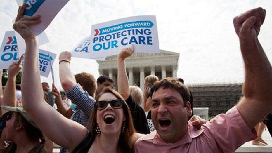 Supreme Court upholds most of health care law