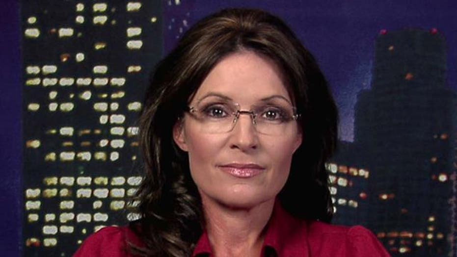 Palin on ObamaCare ruling: 'Obama lies, freedom dies'