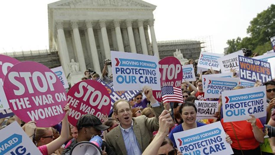 Ex-Attorney General: War on 'ObamaCare' far from over