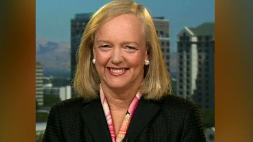 Exclusive: Former eBay CEO Meg Whitman on job creation, state of economy