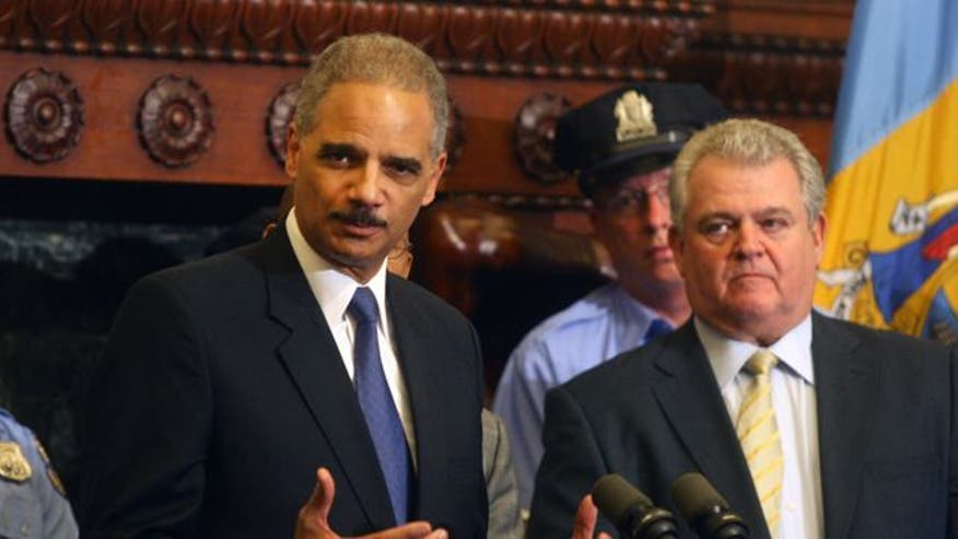 Justice Department says it won't prosecute Attorney General Holder for contempt after House vote