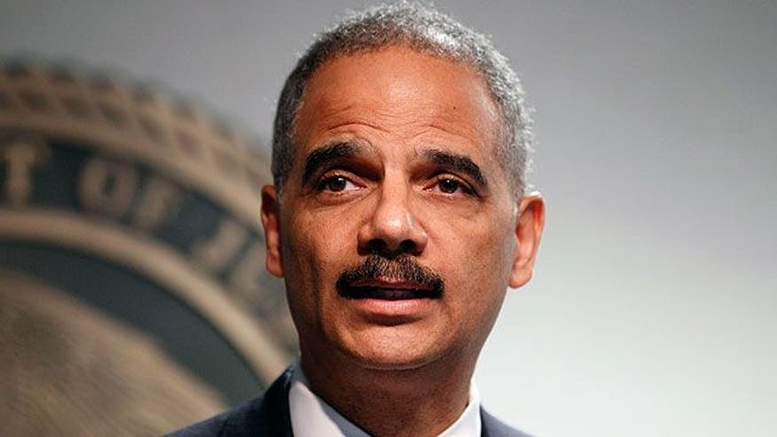 AG Holder calls the investigation 'politically motivated'