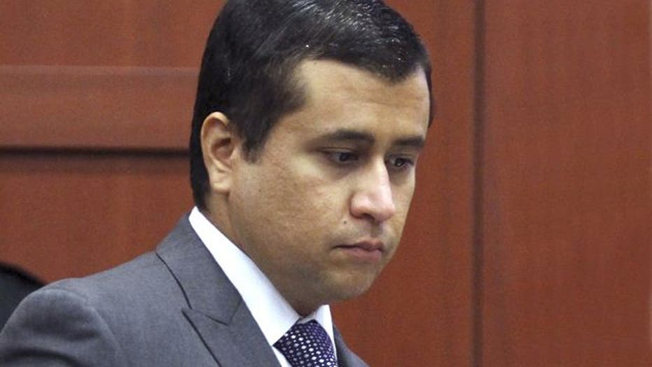 Judge weighs whether to give George Zimmerman bond