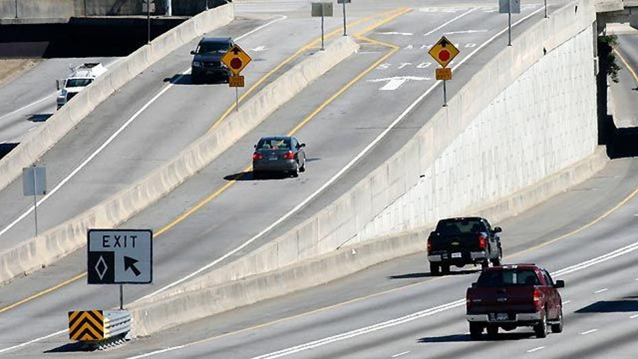 Lawmakers pass highway bill before holiday break