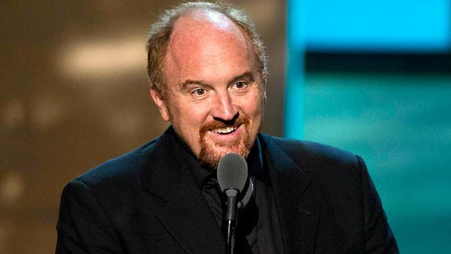 Hollywood Nation: Louis C.K. cuts out the middleman