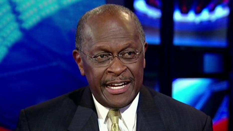 'Hannity' Primary Part 2: Herman Cain