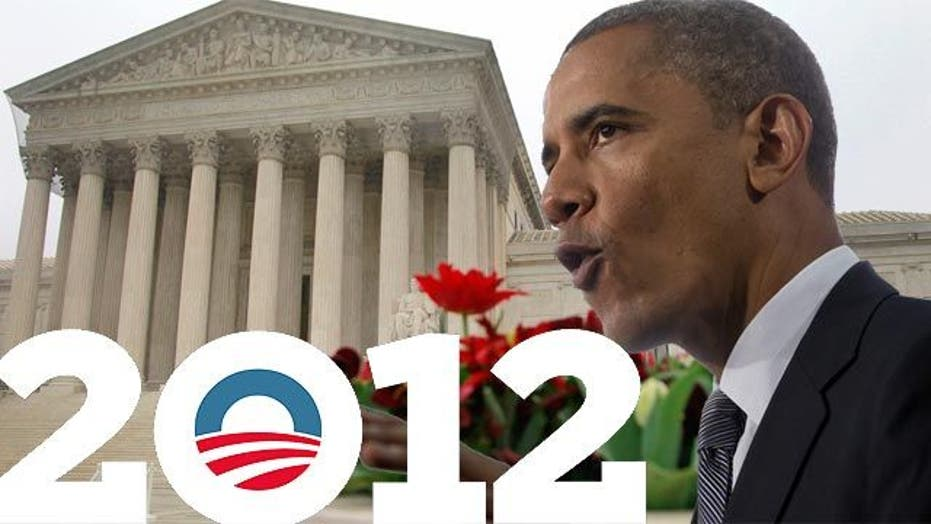 What impact will ObamaCare ruling have on 2012?