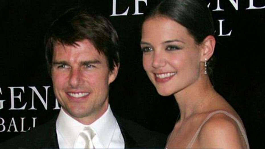 Did Scientology end Tom and Katie's marriage?