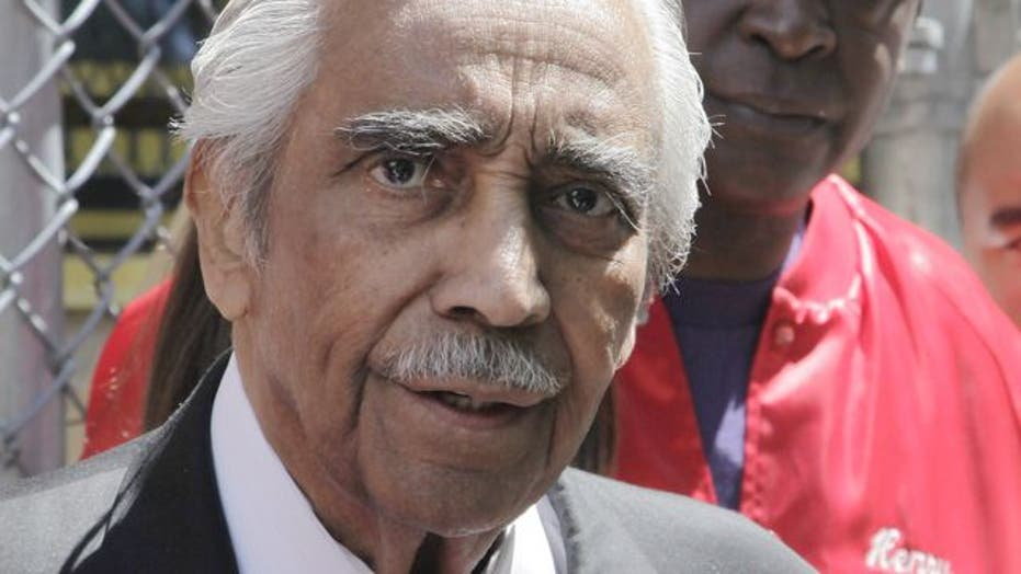 Charges of voter suppression in Rangel primary election