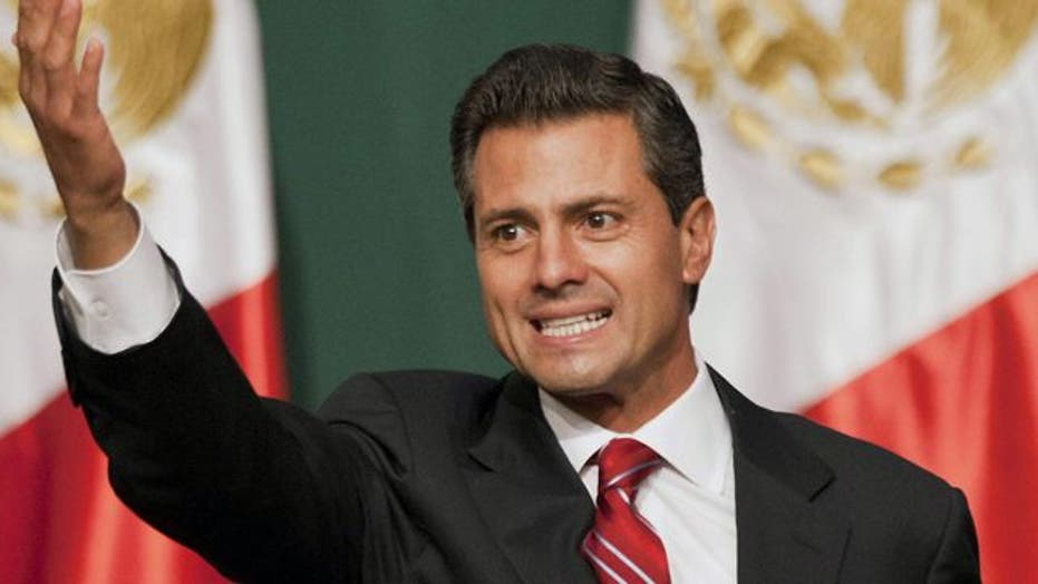 Ex-ruling party claims victory in Mexico election