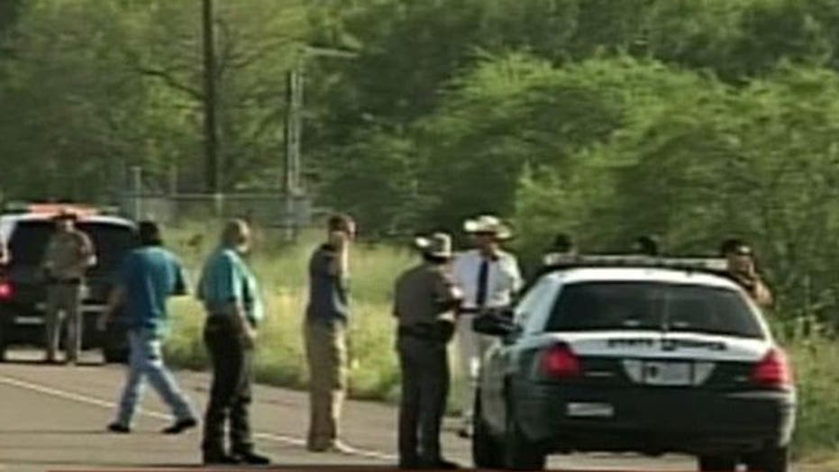ICE agent shot while investigating case in Southern Texas