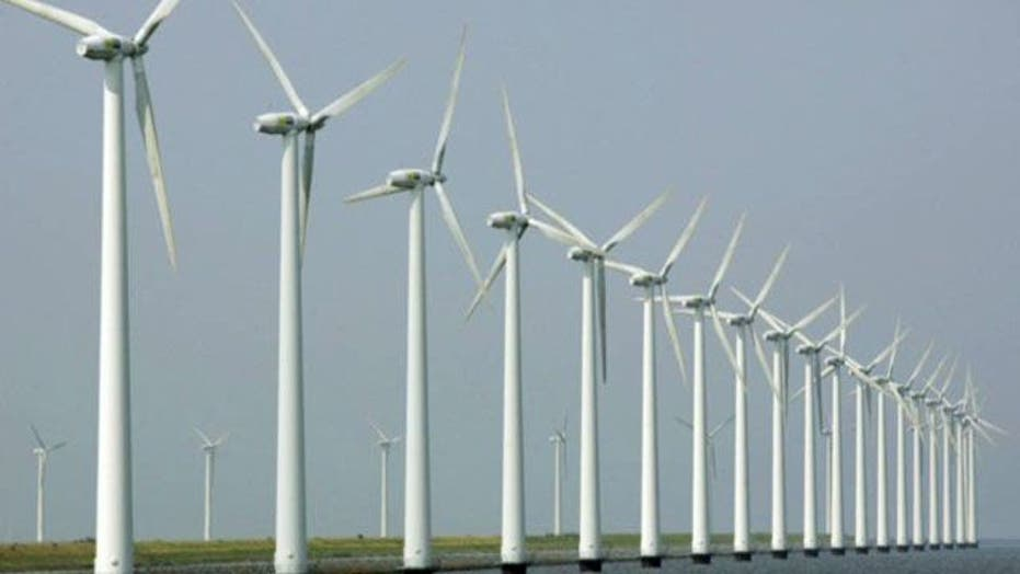 Rep. who led Solyndra charge wants probe into wind farm