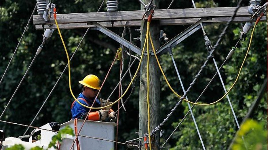 Power outages continue to plague the East Coast