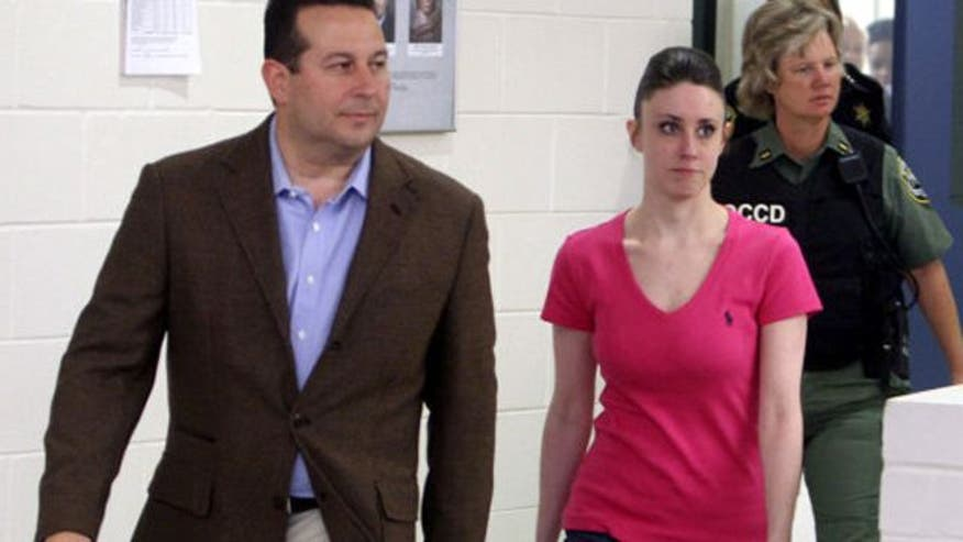 Did ex-attorney for Casey Anthony believe her story?