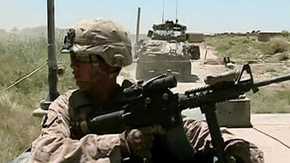 US drawdown from Afghanistan well underway