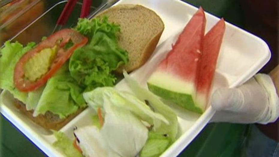 Controversy over taxpayer-funded lunch programs for kids