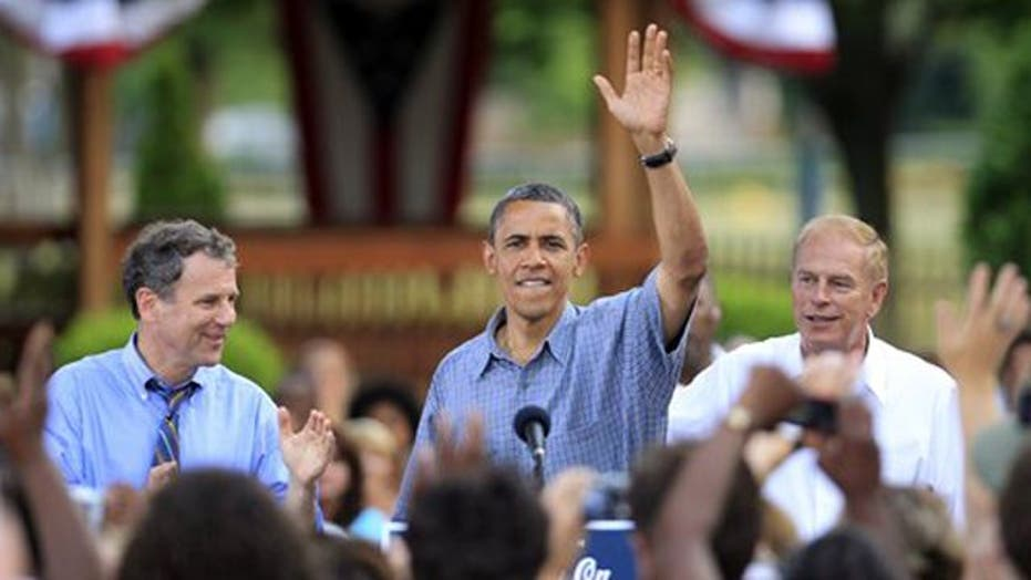 President declares ObamaCare 'here to stay'