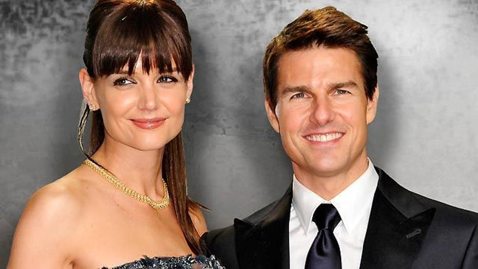 Can Katie Holmes use Scientology against Tom Cruise?