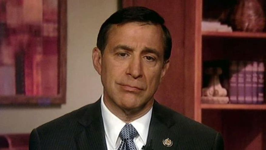 Rep. Darrell Issa on probe into failed 'Fast and Furious' program