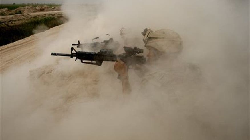 6 American troops killed in Afghanistan