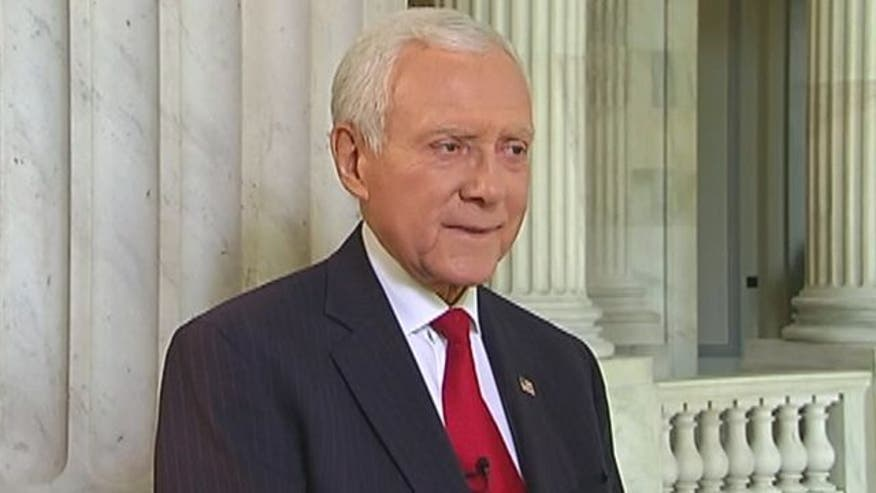 Sen. Orrin Hatch sounds off on what it would take to get rid of Pres. Obama's national health care reform law