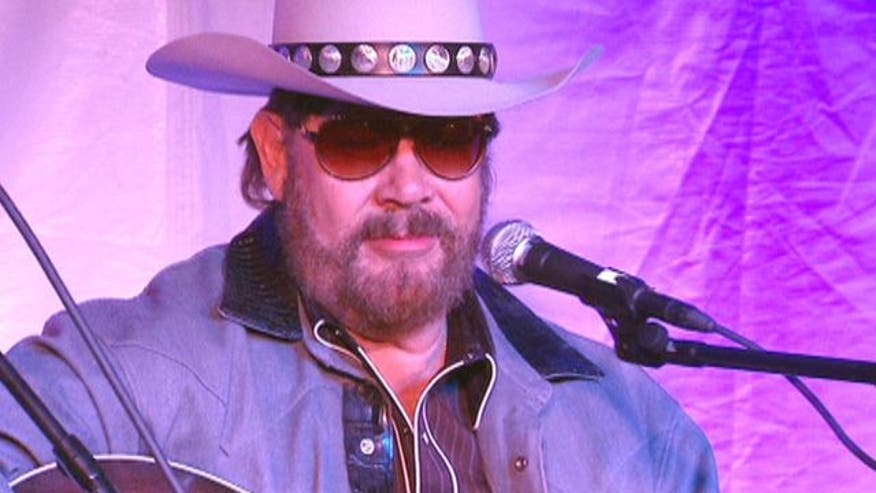 411 Country: Hank Williams, Jr. mixes politics and music in new album 'Old School, New Rules'