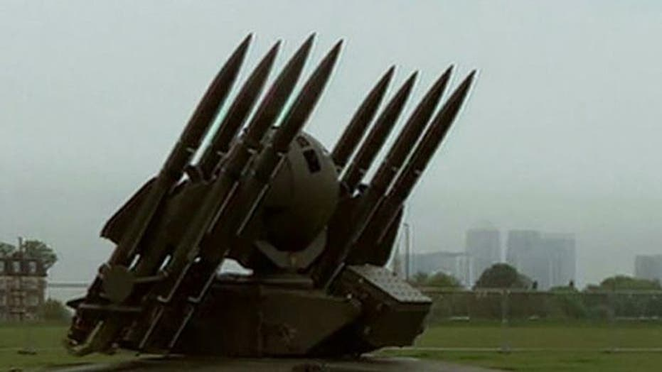 Judge rejects bid to stop rooftop missile bases for Olympics
