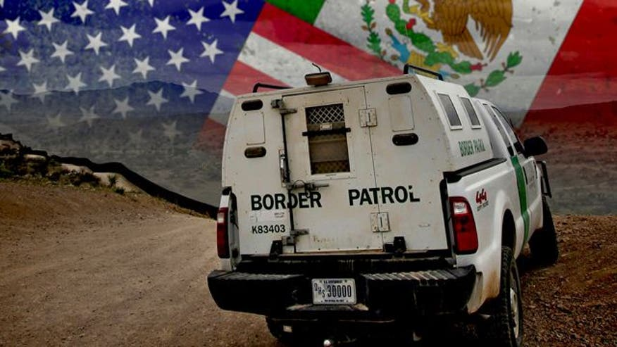 Bill Daly and Tom Ruskin take a look at an incident at the US border with Mexico