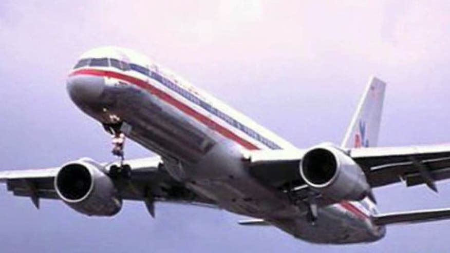 12 people injured on American Airlines flight