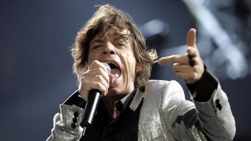 Biographer Chris Anderson makes surprising claims about legendary rocker Mick Jagger