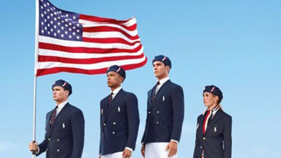 Outrage grows over US Olympic team's apparel