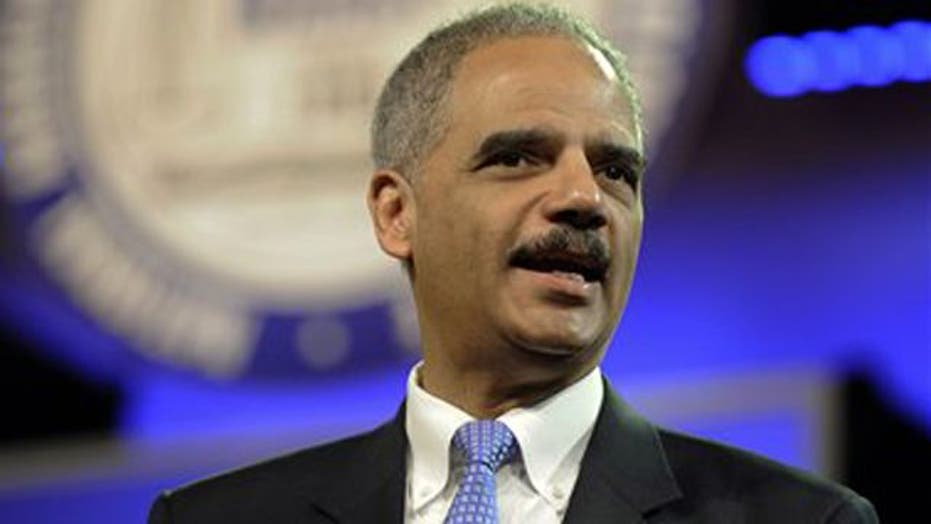 Should Eric Holder be disbarred?