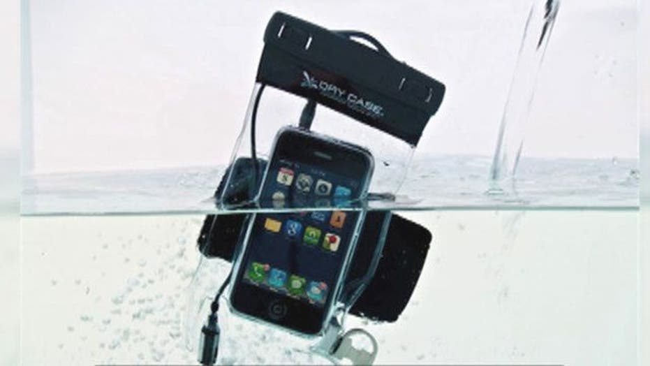 Waterproof high tech gadgets for your summer excursions