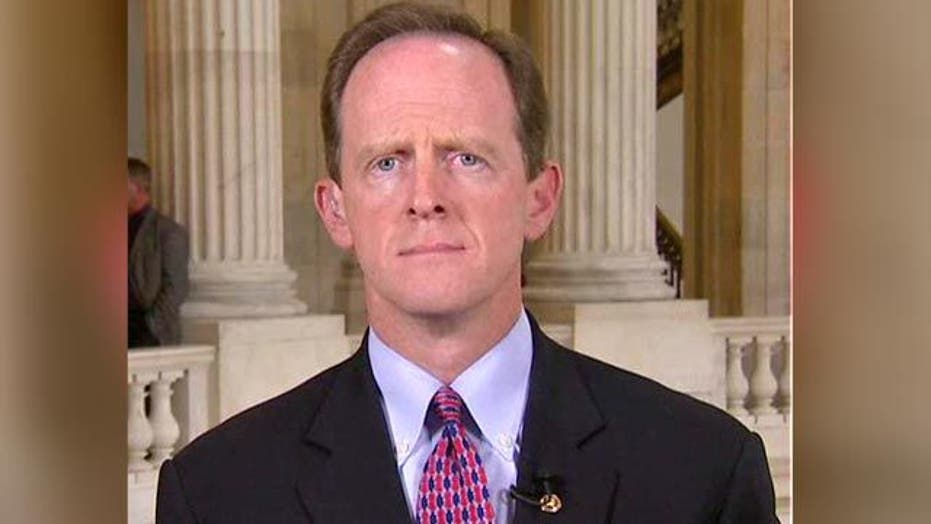 Toomey: We Will Not Default on Our Debt