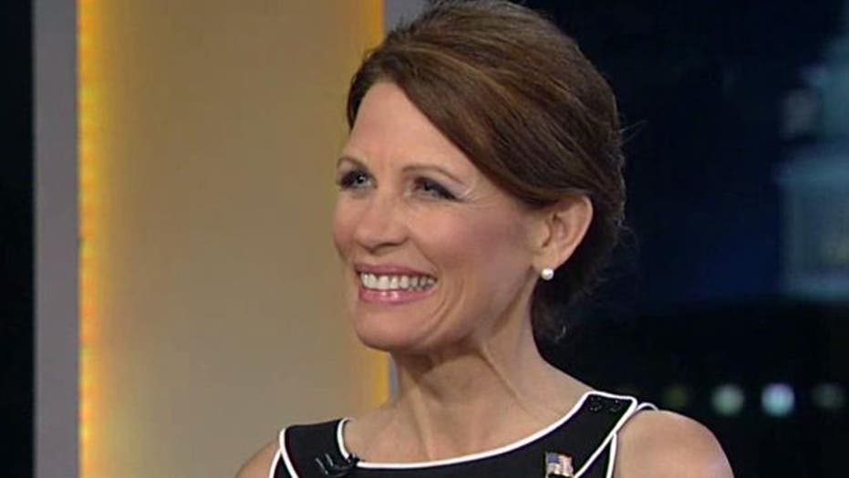 Bachmann Hits Ceiling on Debt, Part 1