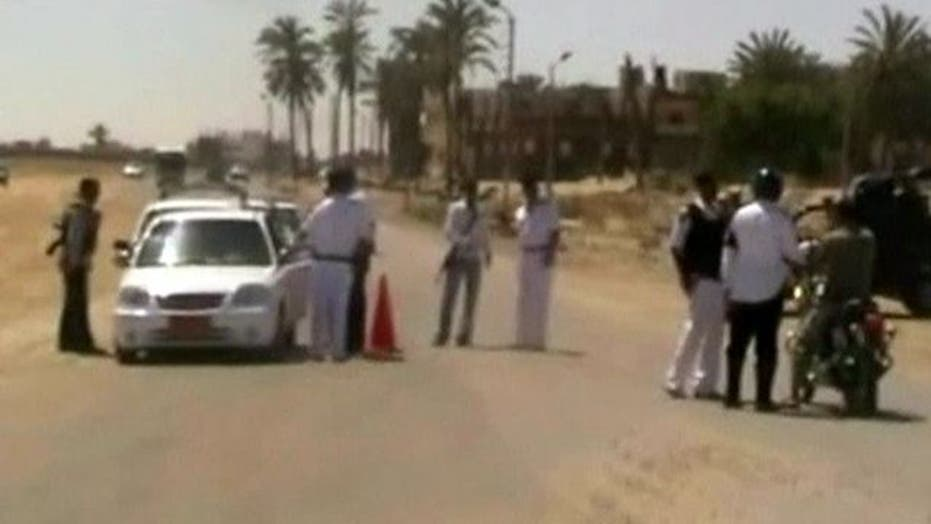 Egypt tightens security following kidnappings of 2 Americans