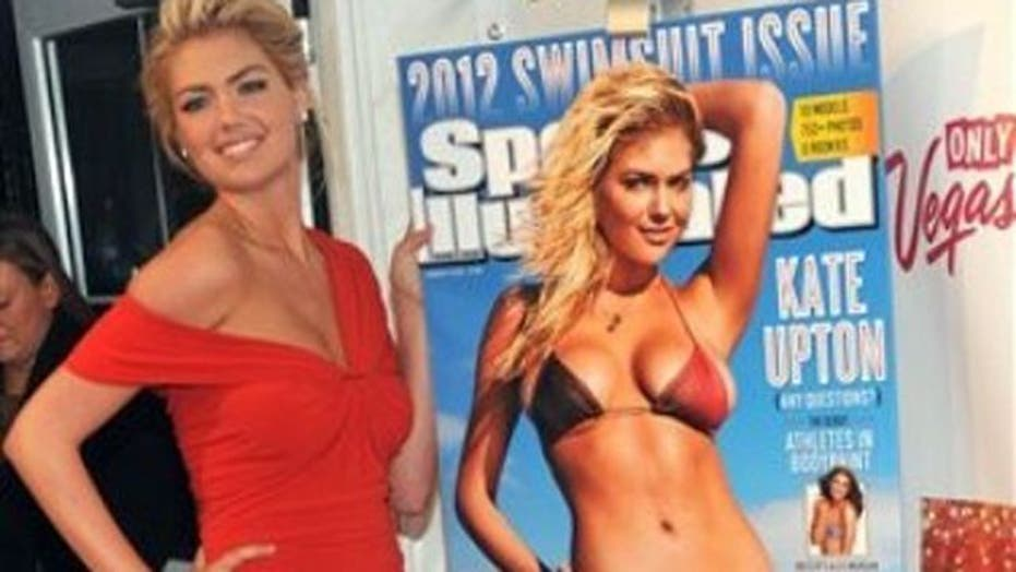 Kate Upton blasts weight critics