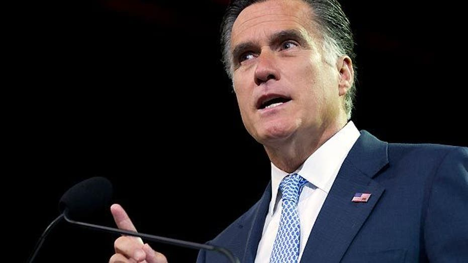Romney vows to go on the offensive
