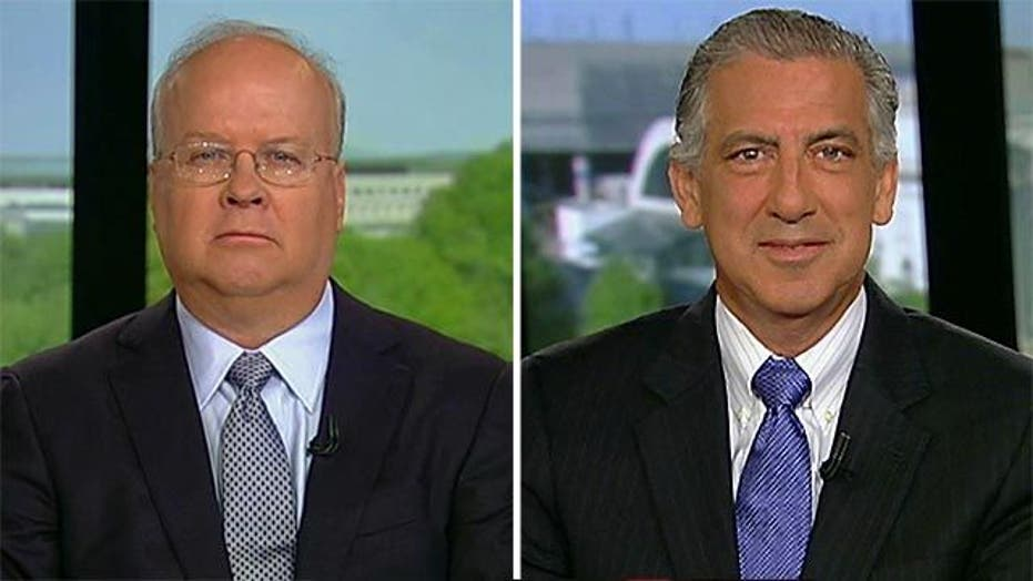 Rove and Trippi on the race to 270