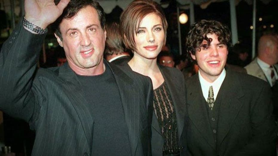 Sylvester Stallone's son found dead in L.A. home