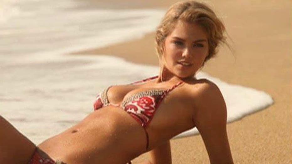 Kate Upton fires back against critics calling her 'fat'