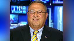 Maine's outspoken Republican Gov. Paul LePage battled in court Wednesday over allegations he bullied a nonprofit into rescinding a job offer to his top political rival, state House Speaker Mark Eves, as political payback.