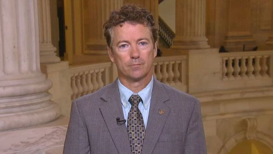Kentucky Senator Rand Paul explains