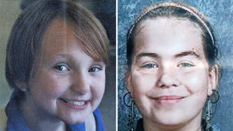 FBI child abduction team probing disappearance of Iowa girls