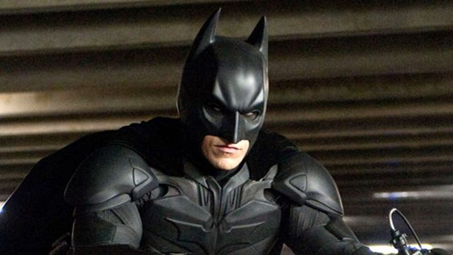 Film file: 'The Dark Knight Rises'