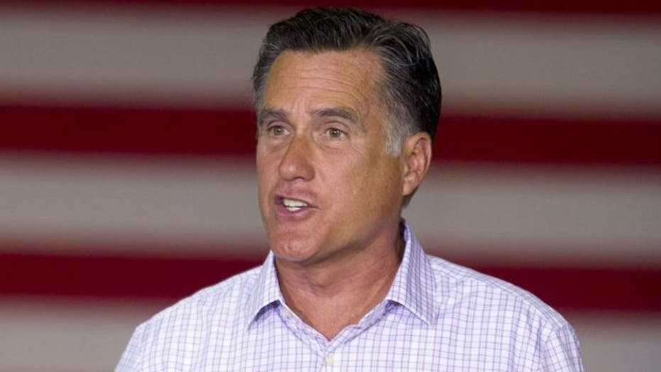Romney: Obama 'wants Americans to be ashamed of success'