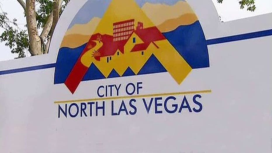 Fiscal state of emergency declared in North Las Vegas