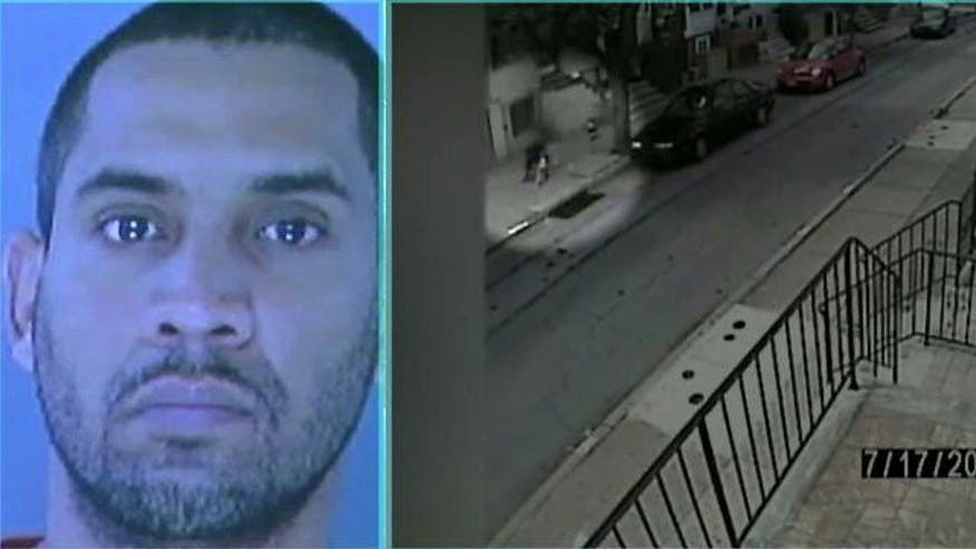 Surveillance video helped catch kidnapper