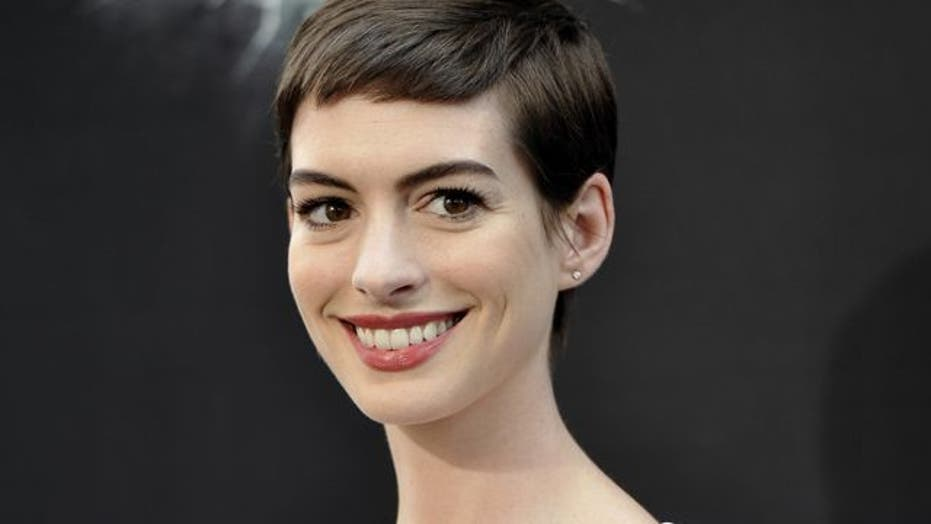 Anne Hathaway's Scariest Career Moment