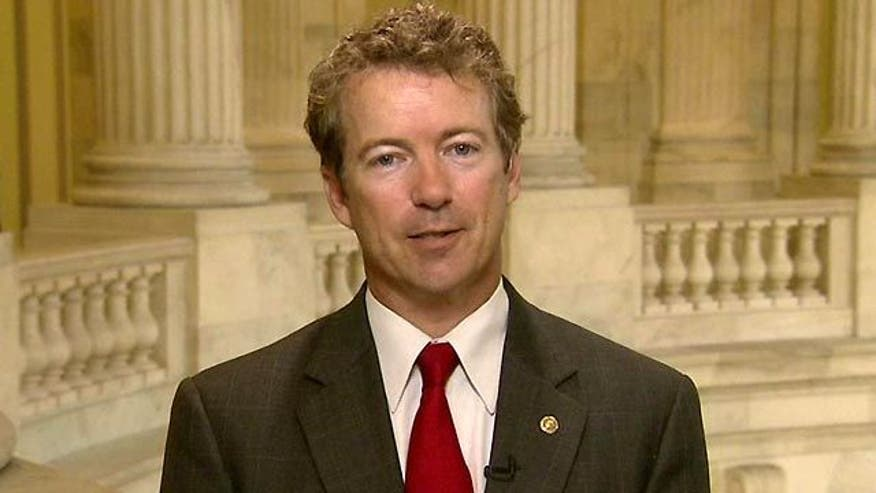 Sen. Rand Paul on debt proposal, bipartisan compromise